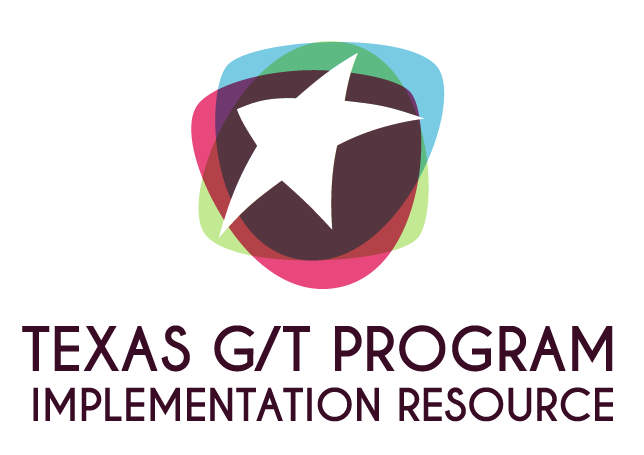Texas GT program Implementation resources