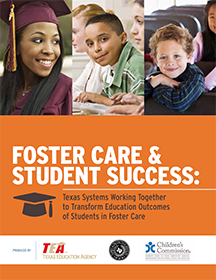 Foster Care & Student Success Resource Guide cover