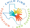 Child Find, Evaluation, ARD Supports Logo